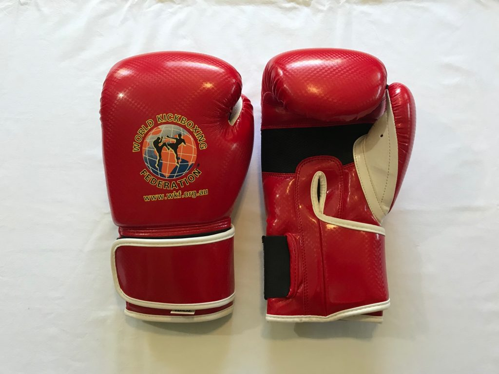 Red Bag Mitts Glove