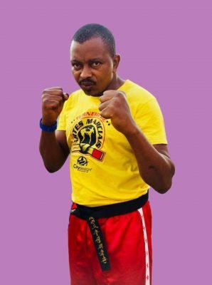 """BRANCO """"Youngle"""" CALINJI FERNANDO (Lunda Sul, Angola)"""